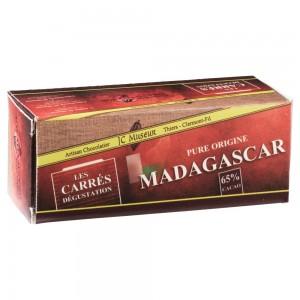 Carré Dégustation 160 gr 65% Madagascar
