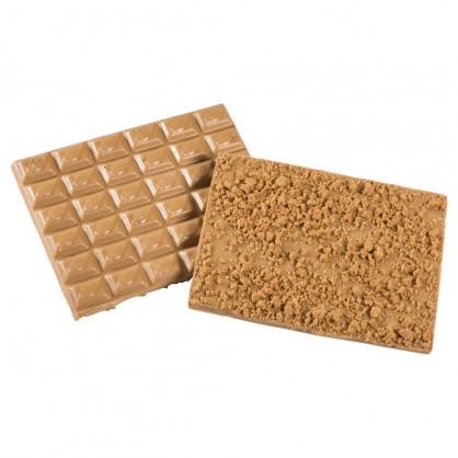 Chocolat Lait Caramel Speculoos par 100 grs