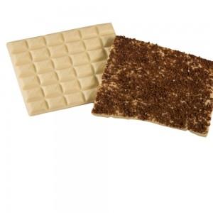 Chocolat Blanc Caramel au beurre salé par 100 grs