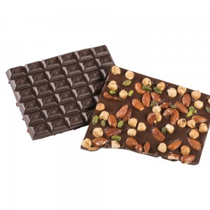 Chocolat Noir Fruits Secs par 100 grs