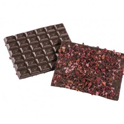 Chocolat Noir Fruits des Bois par 100 grs