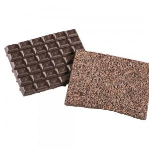 Chocolat Noir Eclats de Fèves de Cacao par 100 grs