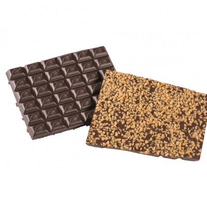 Chocolat Noir Caramel au beurre salé par 100 grs