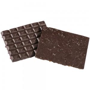 Chocolat Noir Ecorces d'Orange par 100 grs