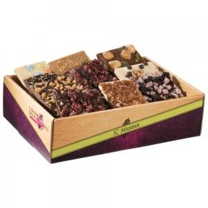 """Les Inattendus """" Chocolat à Casser """" assortis 500 grs"""
