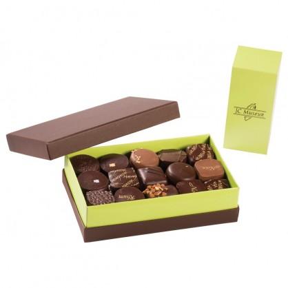 Chocolats Assortis boite de 375 gr
