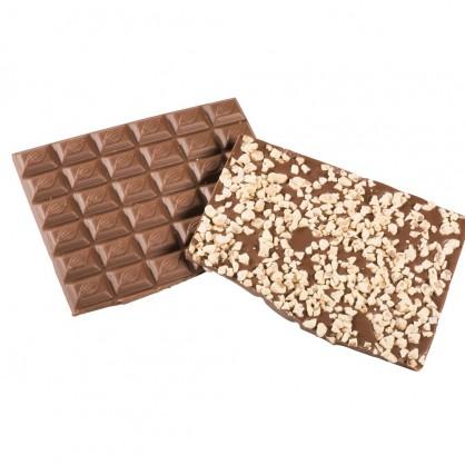 Chocolat Lait Nougat par 100 grs