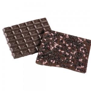 Chocolat Noir Myrtille  par 100 grs