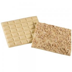 Chocolat Blanc Nougat par 100 grs