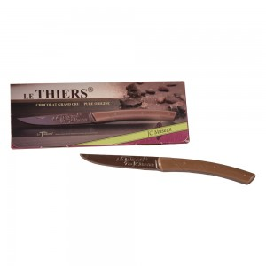 """Couteaux en chocolat """"Le Véritable Thiers """""""