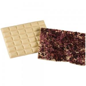 Chocolat Blanc Fruits des Bois par 100 grs