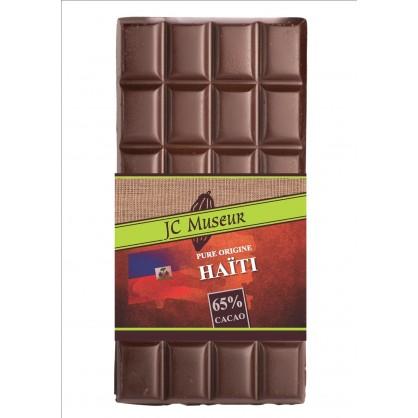 Tablette 65% Cacao Pur Haïti